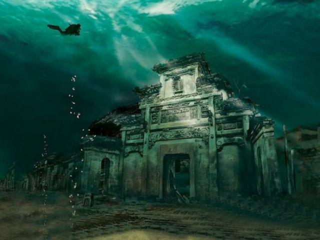 Những thế giới ngầm kỳ bí dưới đáy đại dương