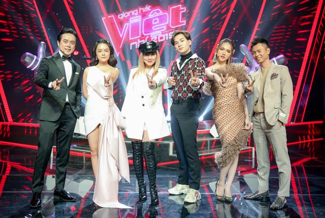 Bị nghi không xứng ngồi ghế nóng The Voice Kids, Hoa hậu Hương Giang nói gì? - 1