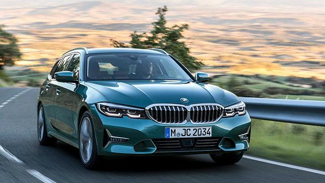 BMW 3-Series Touring 2020 trình làng với 3 tuỳ chọn động cơ xăng và dầu - 1