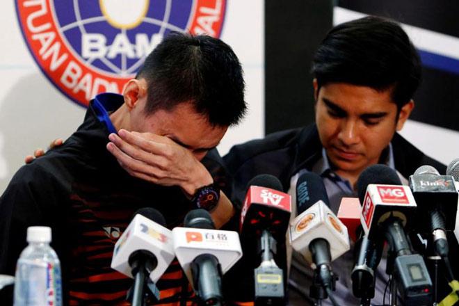 Lee Chong Wei chiến đấu với ung thư: Chính thức báo tin cực xấu - 1