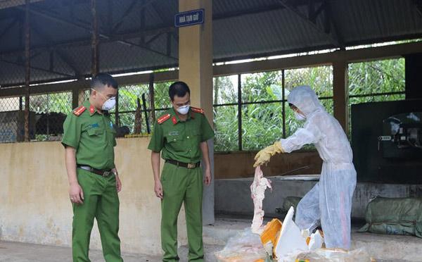 Kinh khủng: Lạng Sơn bắt 6 tạ nầm lợn nhập lậu ướp hóa chất bốc mùi - 1
