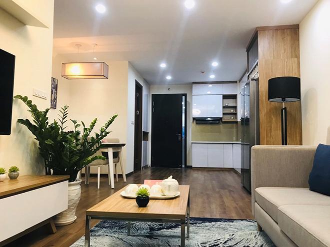 """Soi căn hộ tại Thăng Long Capital có xứng """"chất lượng Premium"""" - 1"""