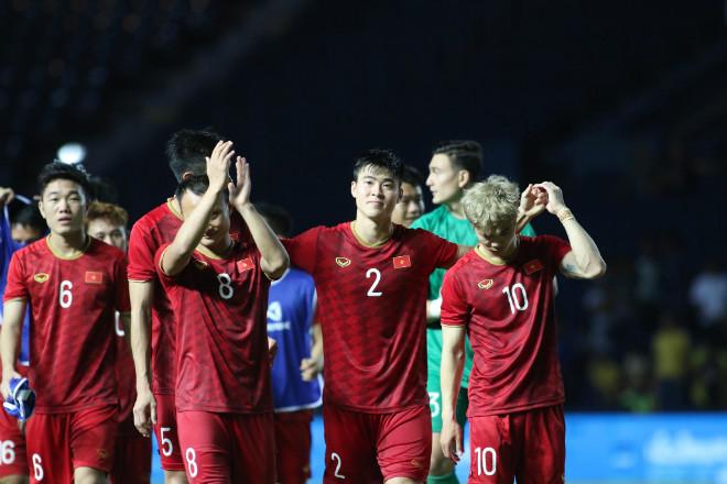 """ĐT Việt Nam mơ kỳ tích vòng loại World Cup: Kịch bản vào bảng đấu """"dễ thở"""" - 1"""