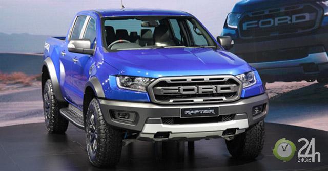 Bảng giá xe bán tải Ford Ranger 2019 lăn bánh - Ưu đãi lên đến 30 triệu đồng