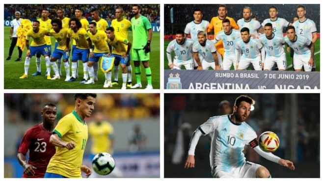 Copa America 2019: Vắng Neymar, Messi vẫn phải chọi dàn SAO gần 1 tỷ euro - 1