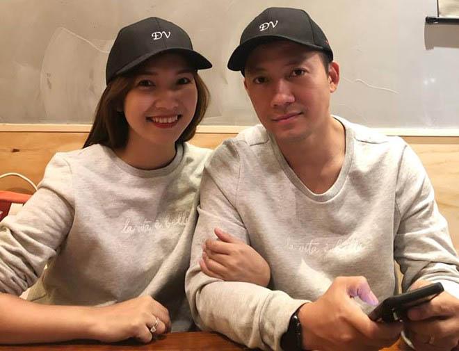 """Phản ứng của vợ rapper Đinh Tiến Đạt trước tin đồn """"cưới chạy bầu"""" - 1"""