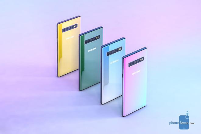 """Tổng hợp các tin đồn """"hot"""" nhất về Galaxy Note 10 - 1"""