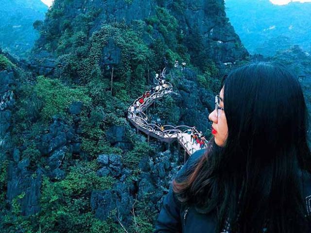 """Du lịch - Đứng hình trước khung cảnh kỳ vĩ của Ninh Bình qua lăng kính của nàng 9X """"cuồng"""" xê dịch"""""""