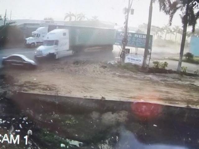 Tai nạn thảm khốc ở Tây Ninh: Tài xế xe ô tô tránh không kịp