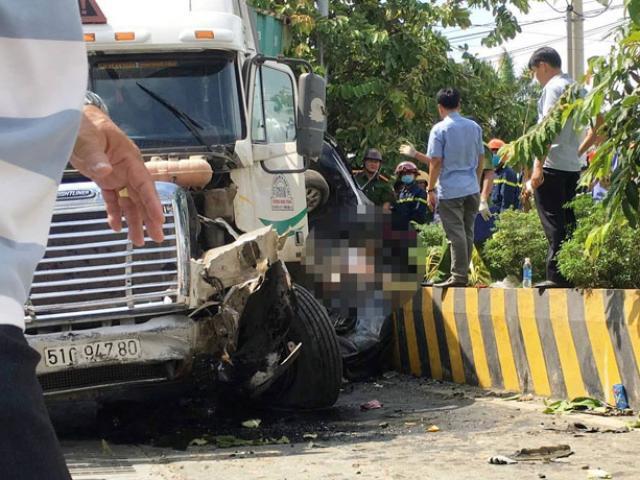 Hé lộ nguyên nhân vụ tai nạn thảm khốc 5 người tử vong ở Tây Ninh