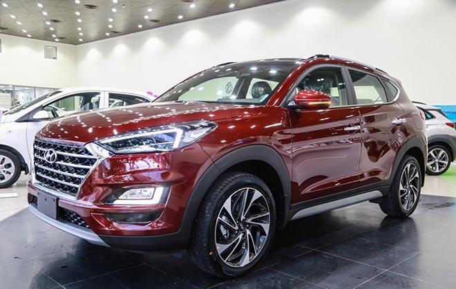 Bảng giá xe Hyundai Tucson 2019 lăn bánh - Mức giá cạnh tranh trong phân khúc SUV - 1
