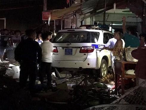 Gây tai nạn chết người, Thiếu úy CSGT Bình Dương không hợp tác điều tra - 1