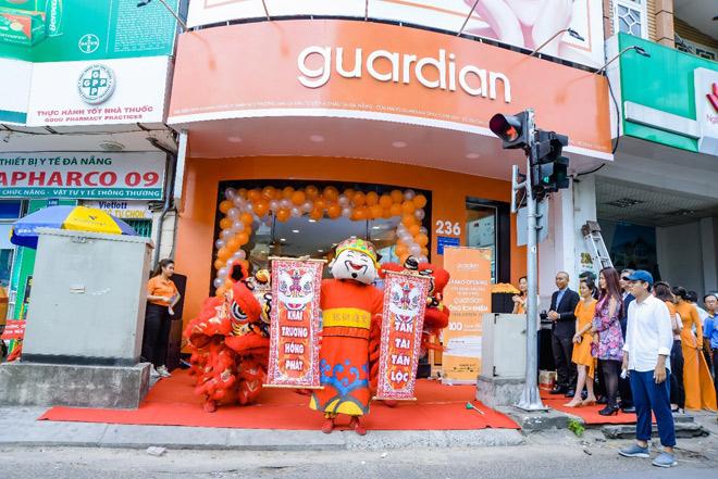 """Guardian mang hơn 500 thương hiệu chăm sóc sức khỏe và sắc đẹp """"chào sân"""" Đà Nẵng - 1"""