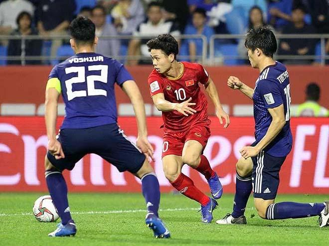Thầy trò ông Park và giấc mơ World Cup còn xa! - 1