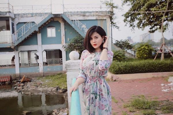 Trang Moon - từ cô nàng mũm mĩm đến hình tượng sexy sau khi giảm cân - 1