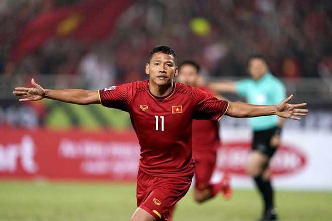 Anh Đức 34 tuổi không chiến cực đỉnh: Giáng đòn Thái Lan, khuynh đảo V-League - 1