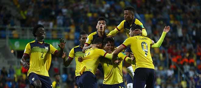 U20 Italia - U20 Ecuador: Căng thẳng 120 phút, vỡ òa bàn quyết định - 1
