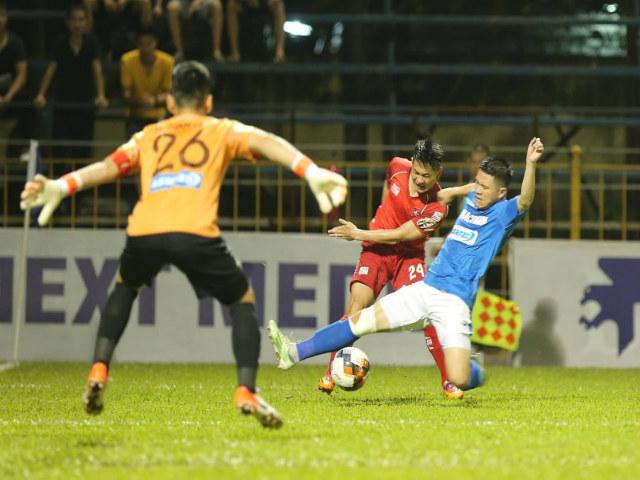 Quảng Ninh - Hải Phòng: Rượt đuổi 6 bàn & cú hat-trick ngoại binh