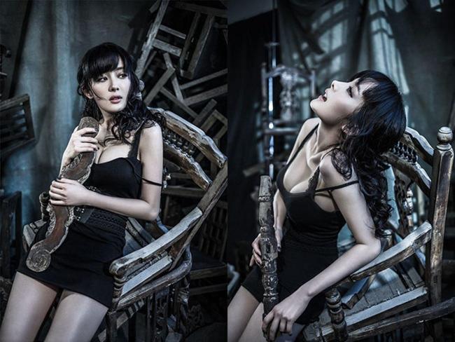 Dương Mịch là người đẹp có sự nghiệp thành công. Tuy nhiên, đường tình duyên của cô lại khá lận đận.