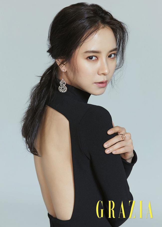 Việc tham gia Running Man giúp tên tuổi Song Ji Hyo nổi như cồn khắp Châu Á.
