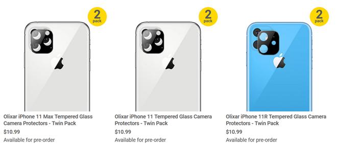 iFan chắc chắn sẽ phải khóc mếu với bộ phụ kiện này của iPhone 11 - 1