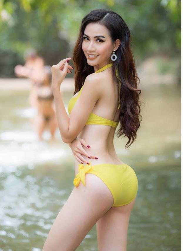 Phan Thị Mơ đã có sự thay đổi ngoạn mục về dáng vóc trong 9 năm qua. Năm 2010 khi cô dự thi Hoa hậu thế giới người Việt, số đo dừng lại ở mức 80-62-87 (cm). Tuy nhiên, đến năm 2018, số đo được nâng lên là 90-60-100 (cm).