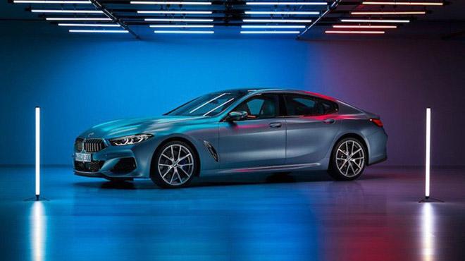 BMW 8-Series Gran Coupe rò rỉ hình ảnh chi tiết, đếm ngược từng giờ tới thời điểm ra mắt - 1