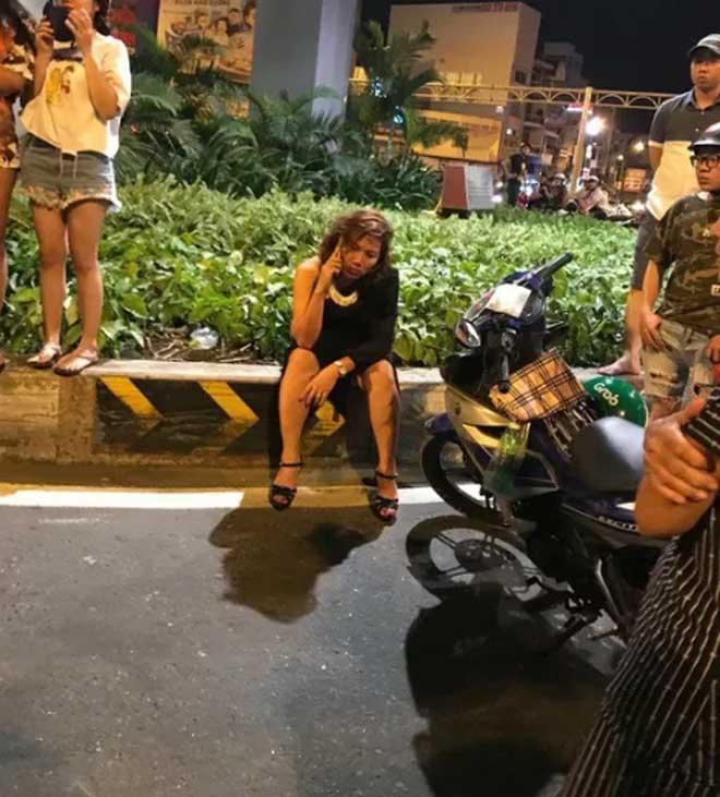 Diễn biến gay cấn vụ nữ doanh nhân lái BMW tông chết người ở Hàng Xanh - 1