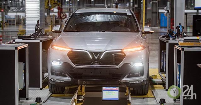 Vinfast và hành trình đưa tên tuổi thương hiệu Việt Nam lên bản đồ sản xuất ô tô thế giới