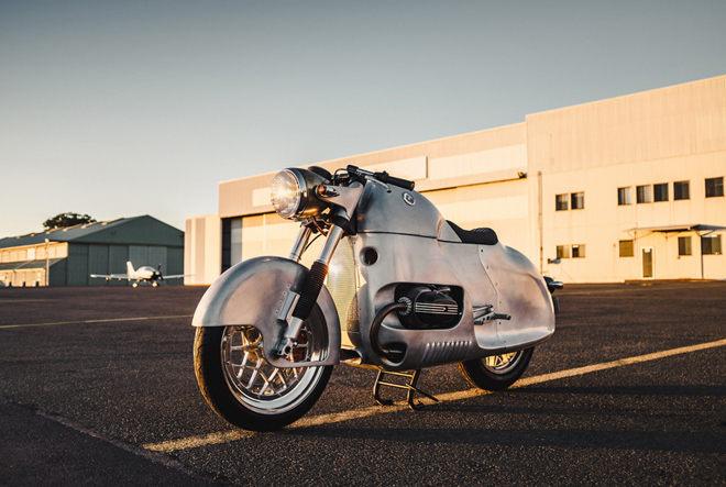 """BMW R100 RSAero: """"Phi cơ mặt đất"""" độc đáo vô tiền khoáng hậu - 1"""