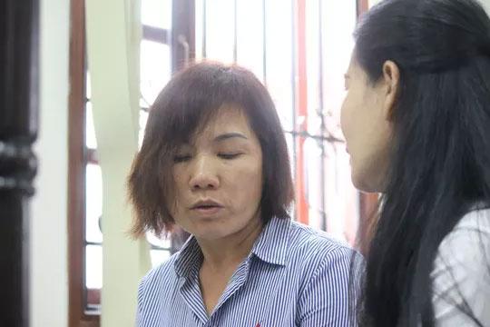 CLIP: Nữ doanh nhân lái BMW tông chết người ở Hàng Xanh hầu tòa - 1