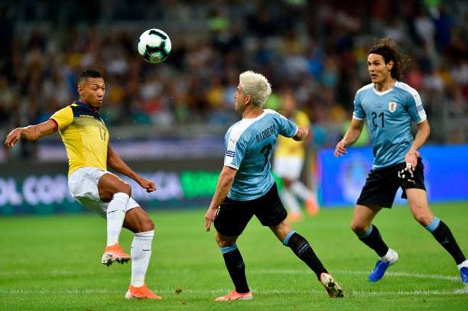 Uruguay - Ecuador: Khởi đầu rực rỡ, Suarez - Cavani tung hoành - 1