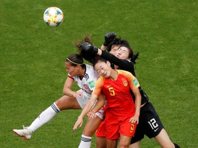 Highlight: Trung Quốc vs Tây Ban Nha