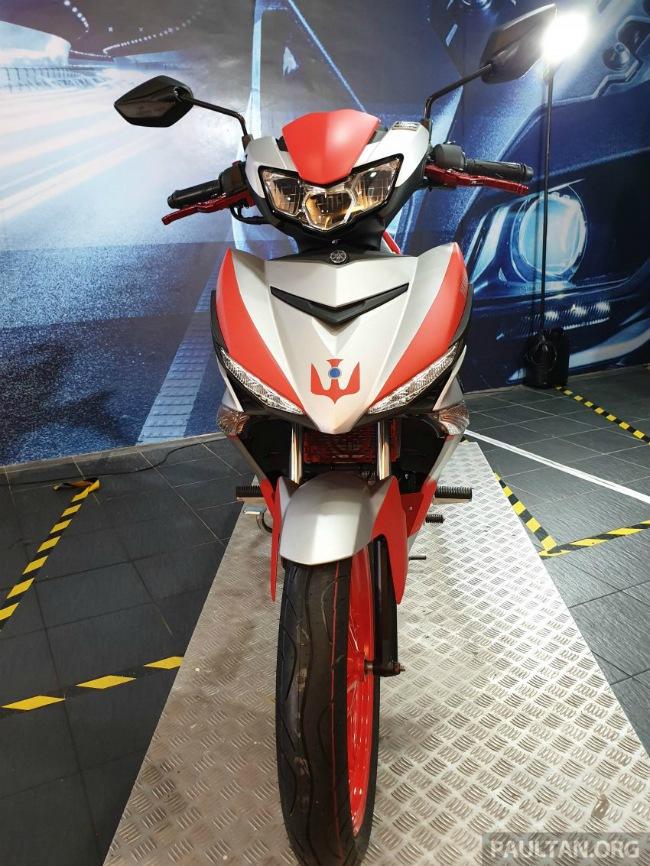 Được phân phối độc quyền tại Malaysia, Y15ZR Ultraman có thân xe sơn bằng công nghệ airbrushed với màu Ultraman tông bạc và đỏ. Ngoài phần trang bị ấn phẩm đặc biệt, xe còn có phộ phanh tùy chỉnh Rapida, tấm bảo vệ bánh xe và tấm ốp bảo vệ động cơ.