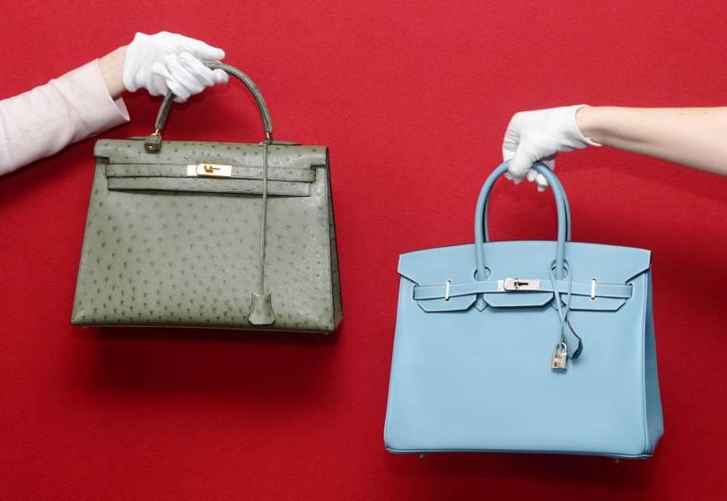 Kỳ lạ: Những chiếc túi càng dùng càng lên giá, sinh lời - 1