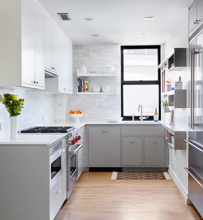 """5 mẫu thiết kế tủ bếp đẹp 2019 """"đốn tim"""" người nhìn - 1"""