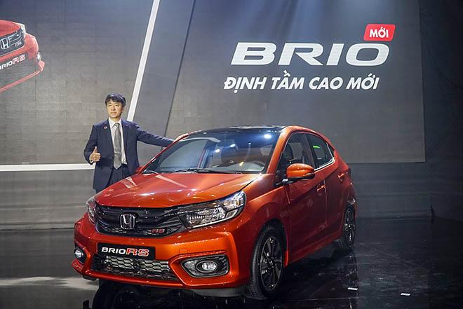 Bảng giá xe Honda Brio 2019 lăn bánh tại các đại lý - Bản thấp nhất chỉ từ 468 triệu đồng - 1