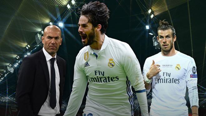 Kết quả hình ảnh cho Gareth Bale hoặc Isco Alarcon đến mu
