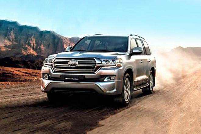 Toyota Land Cruiser thế hệ mới có khả năng sẽ sử dụng động cơ V6 tăng áp - 1