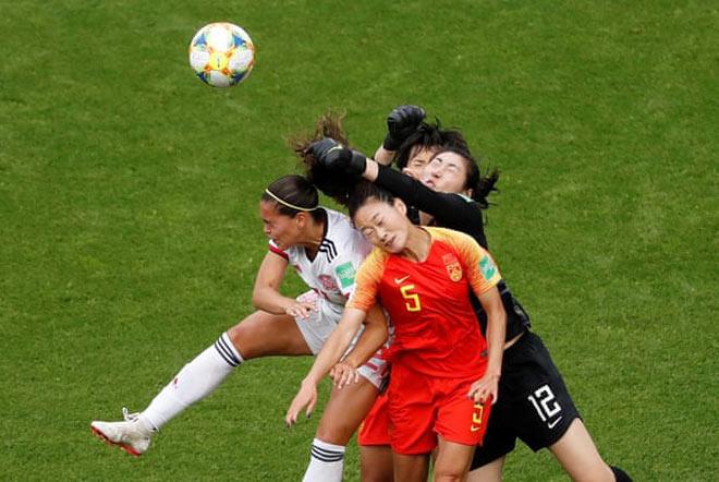 Trung Quốc - Tây Ban Nha: Chống trả kiên cường giật vé (World Cup nữ) - 1