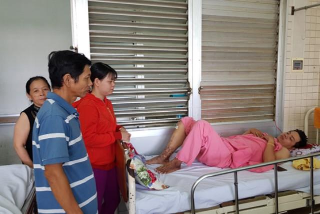 Vụ bệnh nhân gãy xương sườn bị khoan nhầm chân: Do nhầm lẫn bệnh nhân - 1
