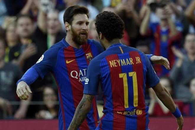 """""""Trùm"""" Messi đòi Barca tái hợp Neymar: Số phận Griezmann ra sao? - 1"""