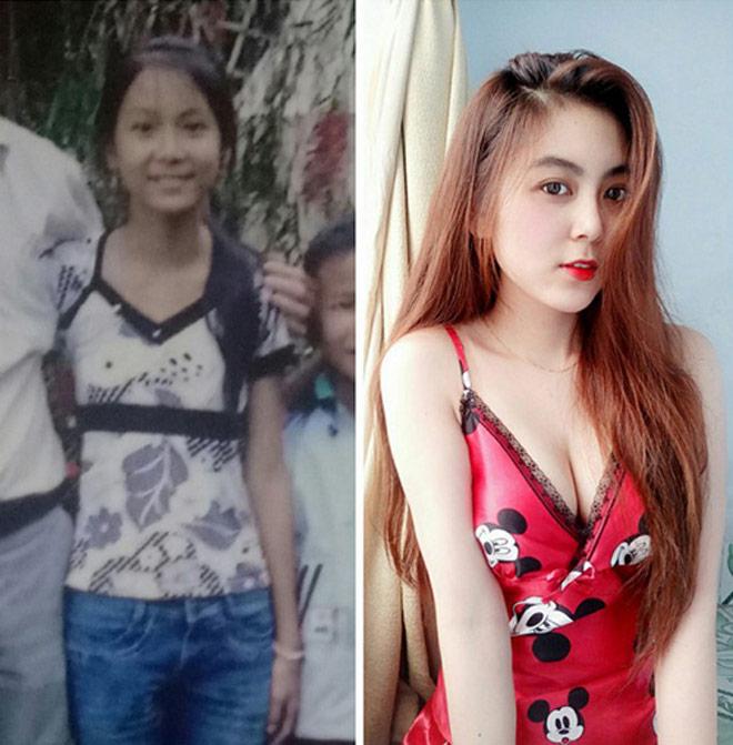 """Cô giáo mầm non Sài Gòn """"ốm đen như cột cháy"""" trở nên sexy, được mời làm mẫu nội y - 1"""