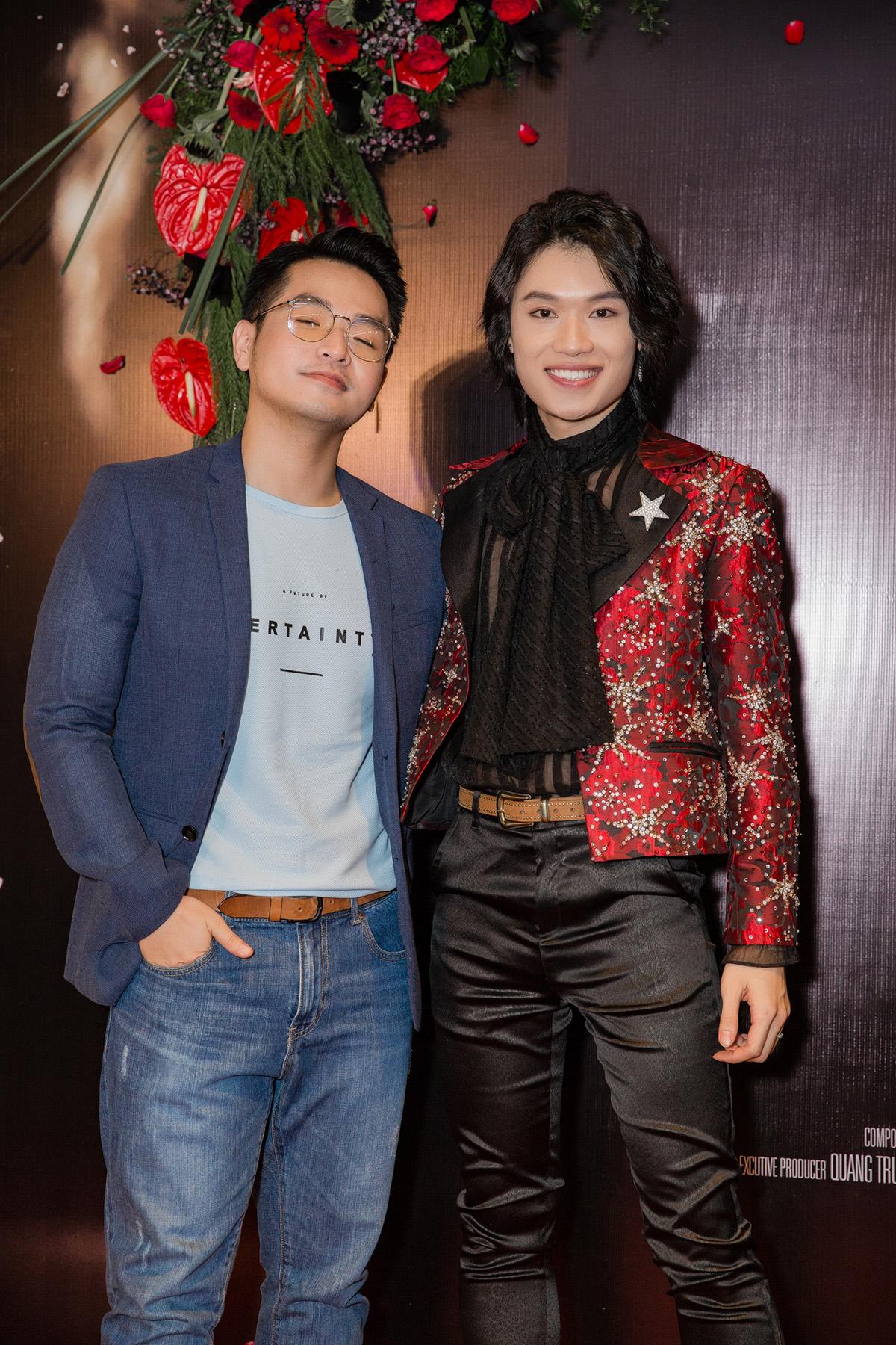 Phương Uyên khóc nức nở khi diễn viên hài Quang Trung lấn sân ca hát - 13