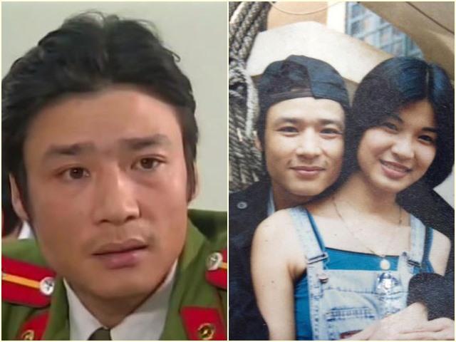 """Nhan sắc vợ kém 12 tuổi khiến sao """"Cảnh sát hình sự"""" quyết cưới dù gia đình phản đối"""