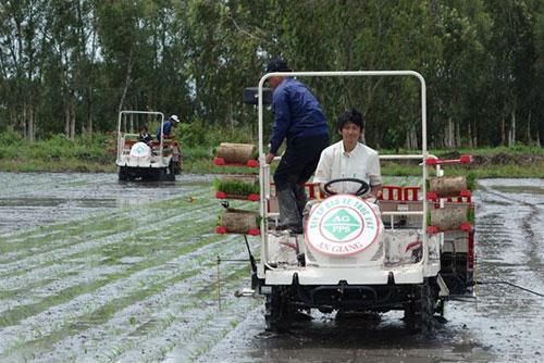 Giới thiệu Viện nghiên cứu nông nghiệp Yanmar, Việt Nam - 1