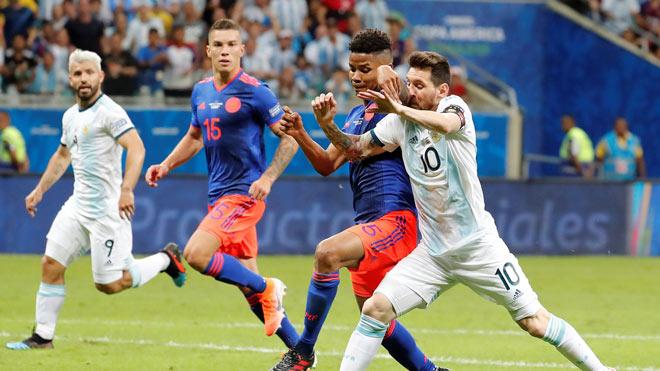 """Argentina – Paraguay: """"Đá tảng"""" đè vai Messi, ái ngại bánh xe lịch sử - 1"""