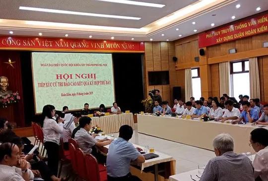 Tổng Bí thư, Chủ tịch nước Nguyễn Phú Trọng xin phép vắng mặt tiếp xúc cử tri do bận công tác - 1