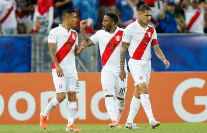 Bolivia - Peru: 4 bàn tưng bừng & màn ngược dòng siêu đẳng (Copa America) - 1