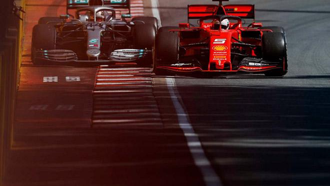 Đua xe F1, tranh cãi gay gắt Vettel cản Hamilton: Đi tìm công lý - 1